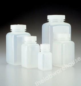 Naglene PPCO Square Bottles