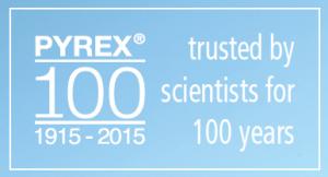 Pyrex100 logo